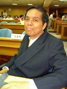 马来西亚拿督洪祖丰居士。